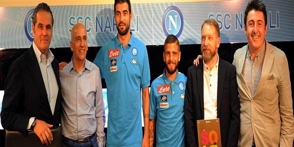 Il Napoli ha presentato il ritiro a Dimaro - Folgarida.