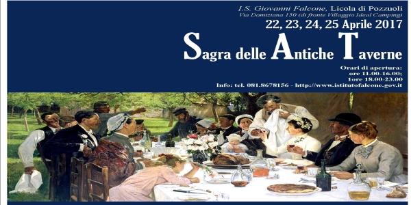 Licola: dal 22 al 25 aprile, l'imperdibile 'Sagra delle Antiche Taverne'