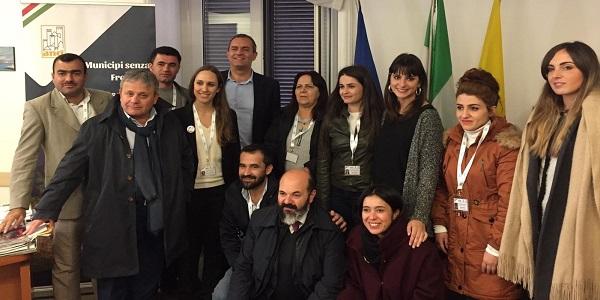 Napoli: il Sindaco ha incontrato una delegazione siriana