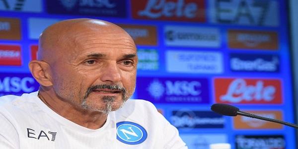 Samp - Napoli 0 - 4, Spalletti: proseguiamo a lavorare con tranquillità