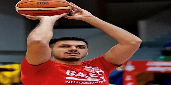 Basket, GeVi Napoli: arriva il pivot Andrea Spera