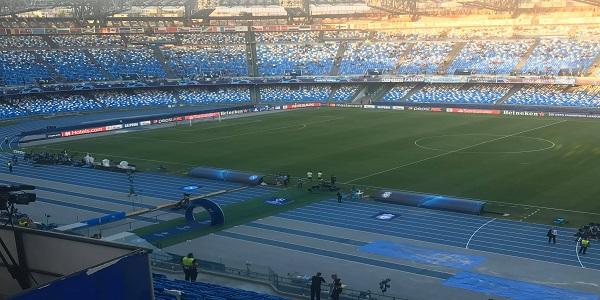 Napoli-Az Alkmaar 0-1: inizia nel peggiore dei modi il cammino europeo degli azzurri