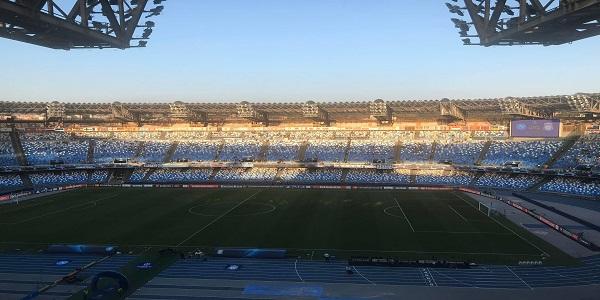 Napoli: i ricordi per Diego Armando Maradona conservati all'interno dello Stadio