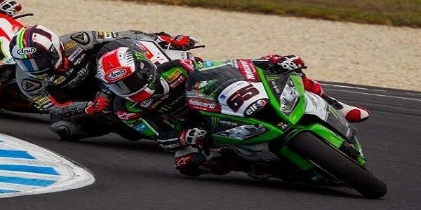 Superbike a Portimao: Sykes cade e si infortuna, Davies spreca e Rea vede l'iride