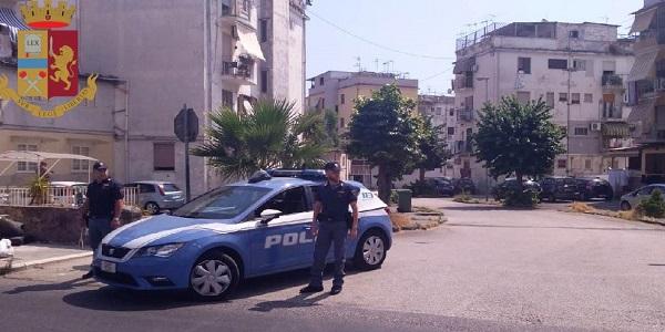 Torre Annunziata: operazione antidroga, la polizia smantella una piazza di spaccio