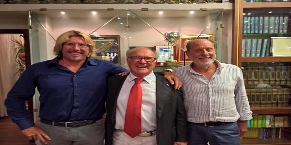 Vincenzo Semeraro è stato eletto Presidente del Circolo Nautico Posillipo