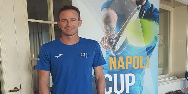 Tennis Napoli Cup: arriva Filippo Volandri, capitano azzurro di Coppa Davis